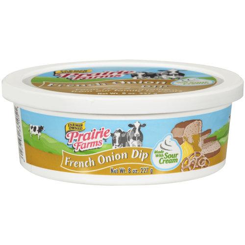 Prairie Farms French Onion Dip, 8 oz