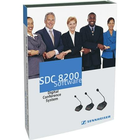 Sennheiser Software license for delegate management of SDC8200CU via P
