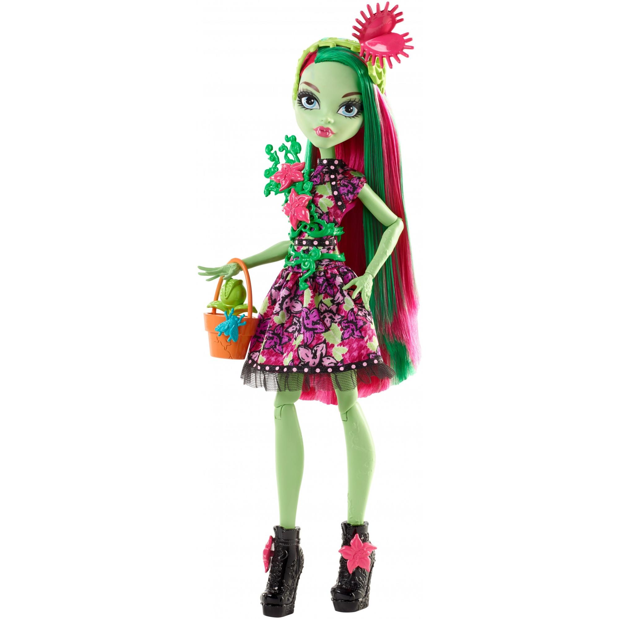 Monster High Party Ghouls Venus McFlytrap Doll by MATTEL INC.