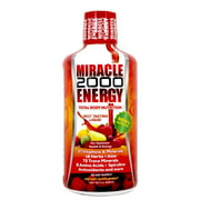 Century Systems - Miracle 2000 Energy Total Body Nutrition - 32 fl. oz.