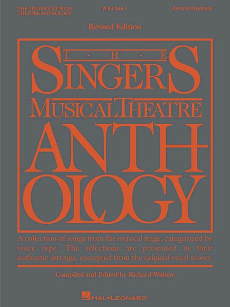 The Singers Musical Theater Anthology by