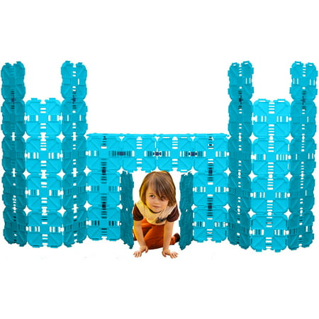 Fort Boards Prime Pack, Light Blue (Kids Outdoor Forts And Playhouses)