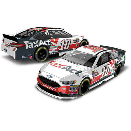 Lionel Racing Danica Patrick  10 Taxact 2017 Ford Fusion 1 24Th Scale Arc Hoto Official Diecast Of The Monster Energy Nascar Cup Series