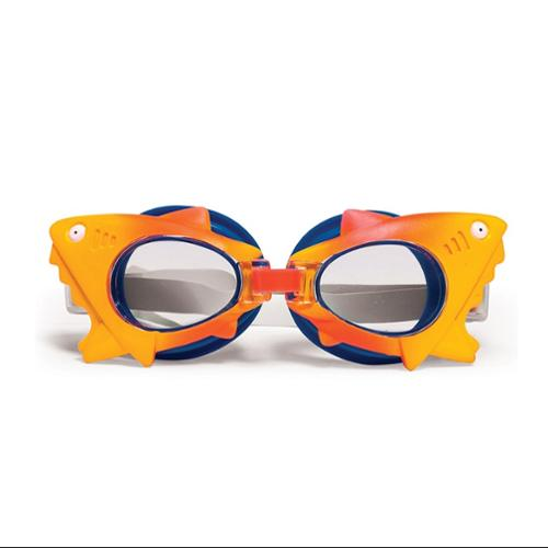 Shark Animal Frame Swimming Pool Goggles for Children by Swim Central