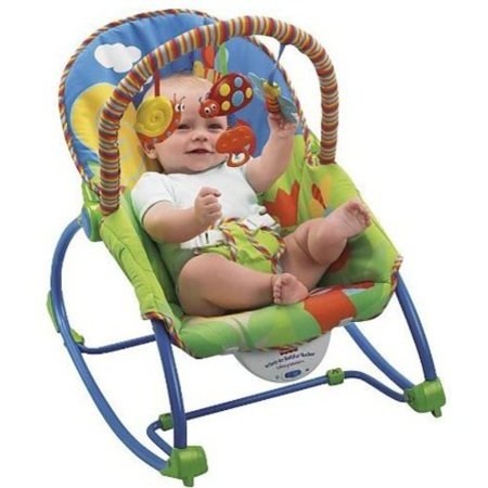 Fisher Price Infant To Toddler Rocker Snail