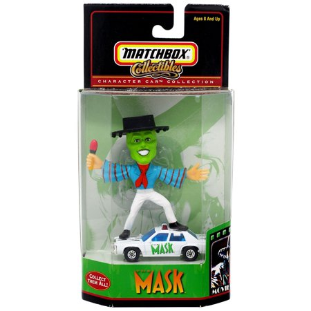 Matchbox Character Car Collection The Mask Diecast Vehicle