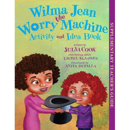 Wilma Jean the Worry Machine Activity and Idea Book - Activity Ideas For Halloween