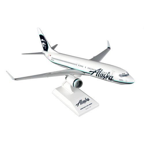 Skymarks Alaska 737-800 1/130 Model Airplane