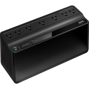 APC Back-UPS 650VA, 120V, 1 USB Charging Port (BN650M1)