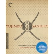 Yojimbo & Sanjuro (Criterion Collection) (Blu-ray)
