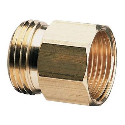 Nelson Male / Female Pipe and Hose Fitting, 2Pack