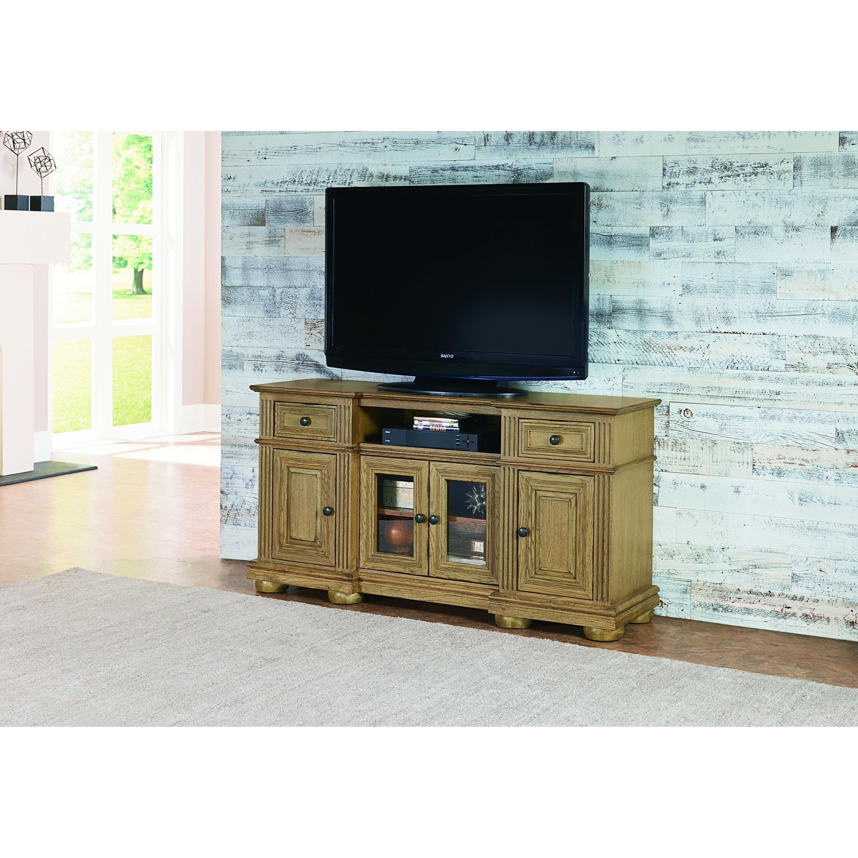 Progressive Furniture Oakridge TV Stand