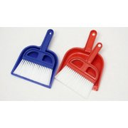 "6.25"""" Mini Dust Pan with Broom Case Pack 24 by DDI"