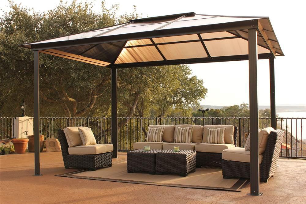 Better Homes Amp Gardens Kimber Valley Gazebo 12 X 10