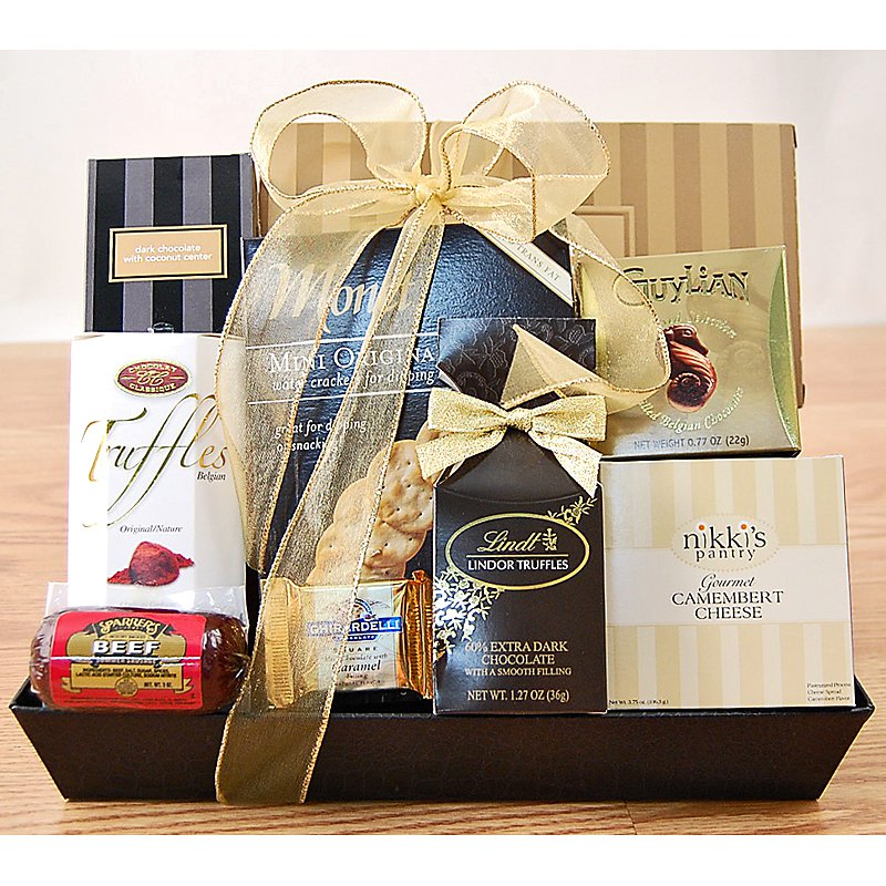 Nikki's by Design Executive Elite Gift Basket