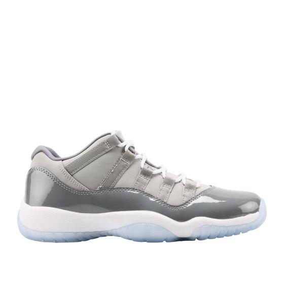 51c822ec9d4 Nike - Kids Air Jordan 11 XI Retro Low GS Cool Grey Medium Grey ...