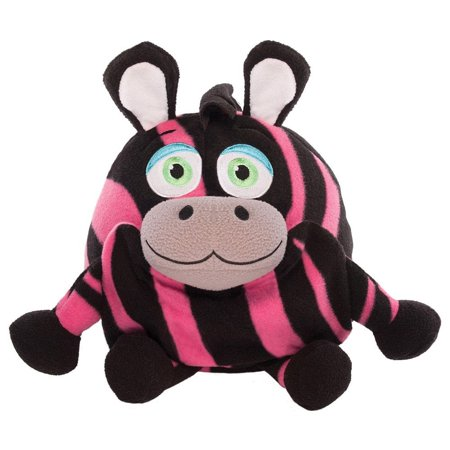 Halloween Stuffed Animals Bulk (J Animals Wearable Stuffed Zebra Costume)