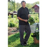 "4010-4109 2"" Trad Chef Pant in Chalk Stripe - 5XLarge"