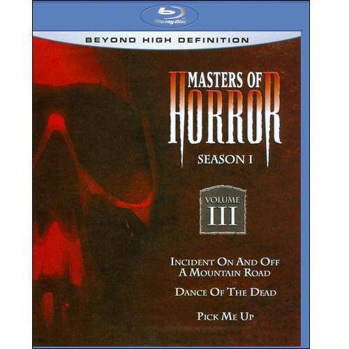 Masters Of Horror: Season One - Volume III (Blu-ray) (Widescreen)