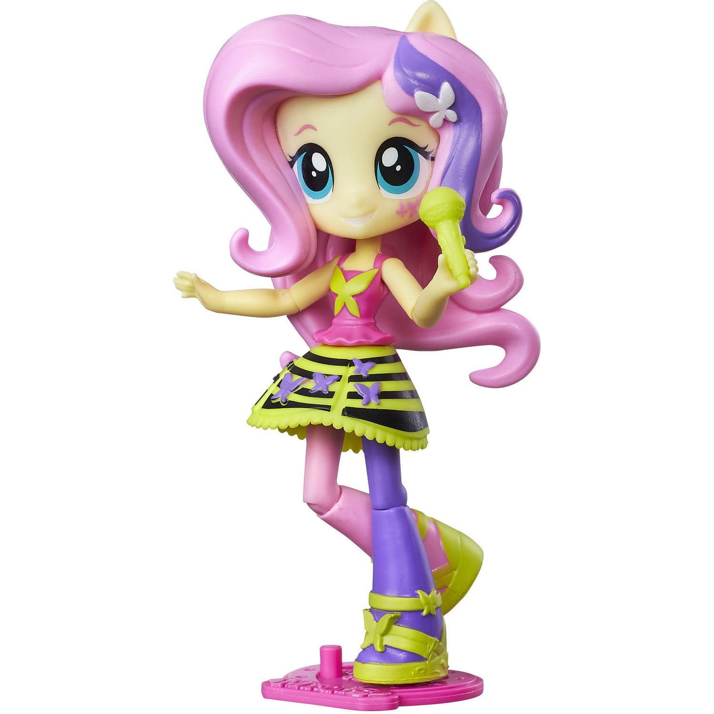My Little Pony Equestria Girls Minis Rockin Fluttershy by