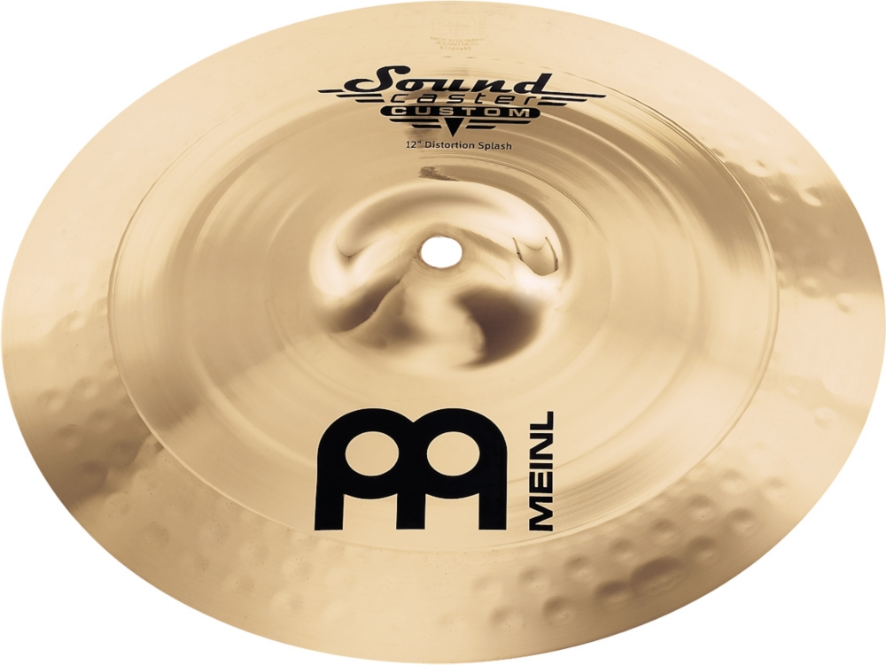Meinl Soundcaster Custom Distortion Splash Cymbal 12 in. by Meinl