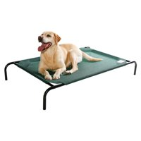 The Original Coolaroo Elevated Pet Dog Bed for Indoors & Outdoors, Multiple Colors & Sizes