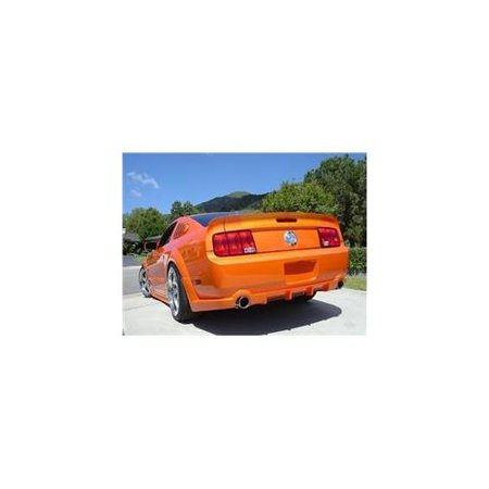 STREET SCENE 95070743 Window Louver - 2005-2009 Ford Mustang