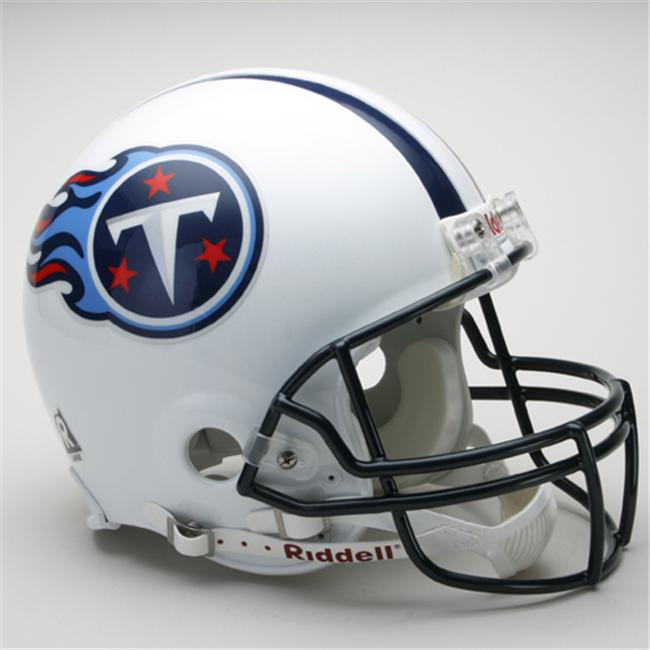 Creative Sports RD-TITANS-A Tennessee Titans Riddell Full Size Authentic Proline Football Helmet