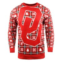 Oklahoma Sooners Big Logo Sweater - Crimson