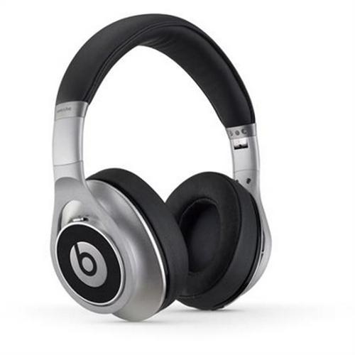 Beats Executive Over-Ear Headphone, Silver