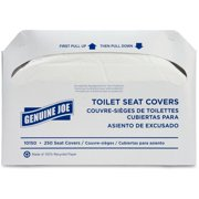 Genuine Joe Toilet Seat Covers by Toilet Seat Covers