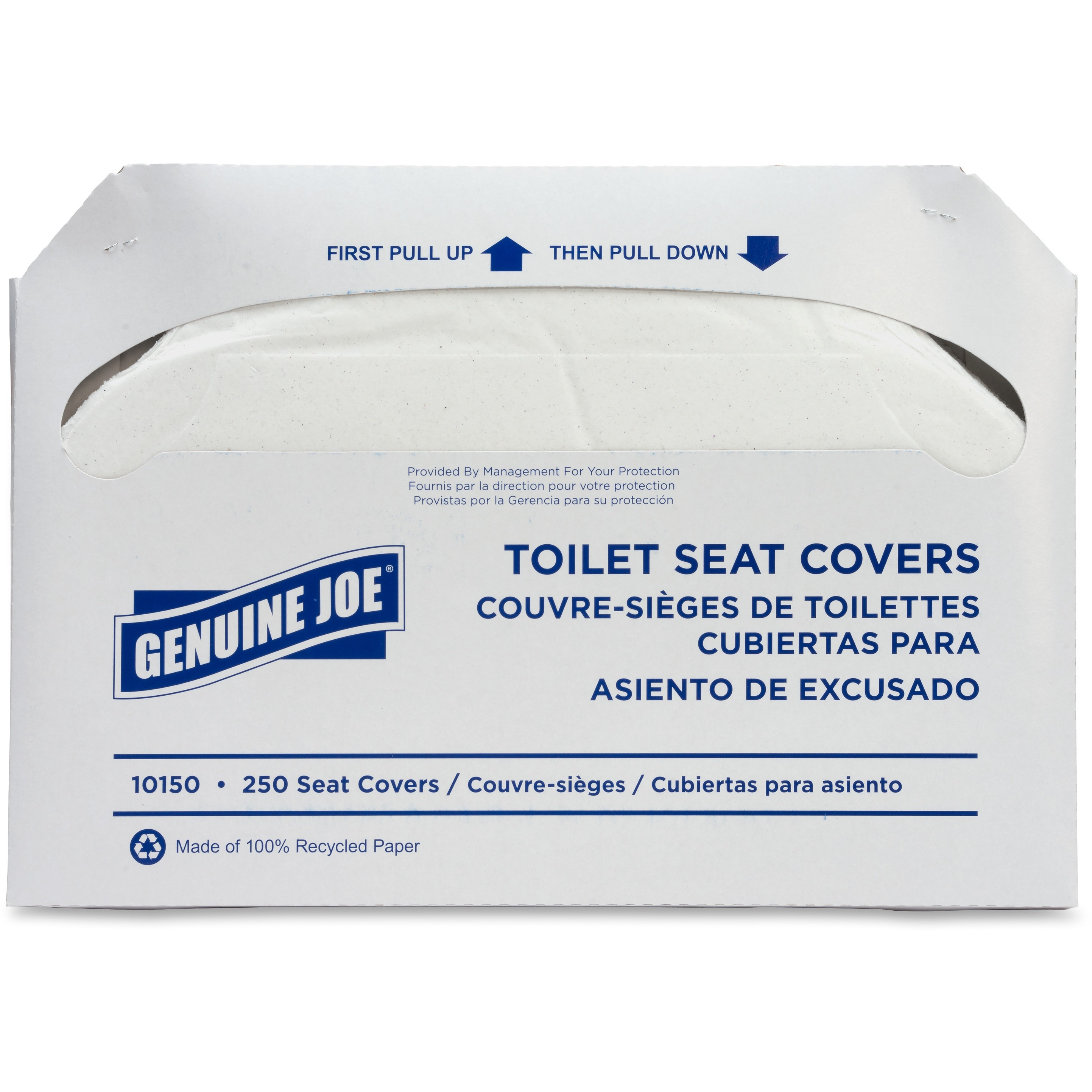 Genuine Joe Toilet Seat Covers