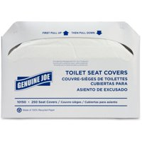 Genuine Joe Toilet Seat Covers by Genuine Joe