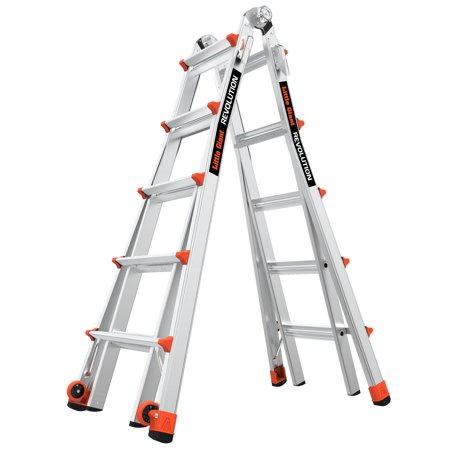 The Alta-One Little Giant Ladder - More than Just A Ladder 2