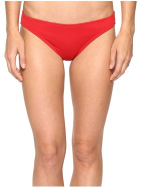 Product Image Michael Kors Villa Del Mar Classic Bikini Bottom Medium Red  Womens Swimsuit f7a1b0ed5e
