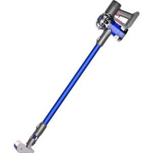 Dyson V6 Fluffy - Vacuum cleaner - handheld - bagless (Hand Held Dyson Vacuum Cleaner)
