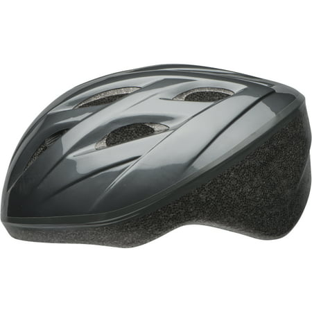 Bell Reflex Bike Helmet, Light Titanium, Adult 14+ (57-60cm)