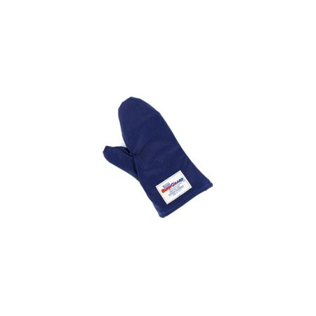 56152 Products 55152 Tucker Quicklean Protective Apparel  Conventional Style Oven Mitt  Poly Cotton Each  Medium  15   Blue  Each Products Conventional 06189    By Tucker Safety