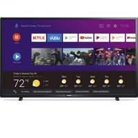 "Philips 43"" Class 4K Ultra HD (2160p) Android Smart LED TV with Google Assistant (43PFL5604/F7)"