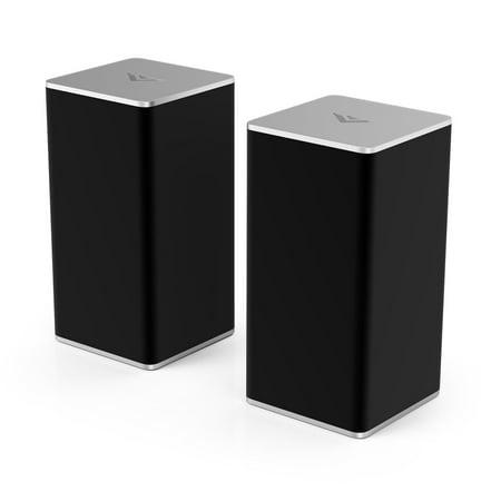 Vizio Sound Bar Speaker - - Wireless Speaker[s] - Black - Surround Sound,  Dolby Digital, Dts - Bluetooth - Wireless Audio Stream (sb3851-d0)