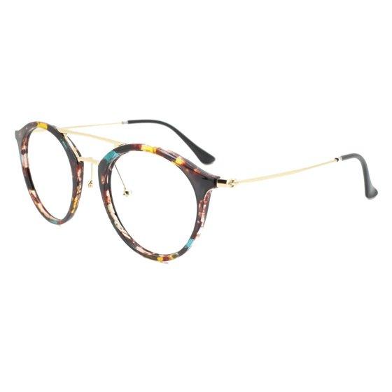 73d91a8686d Eye Buy Express Prescription Glasses Mens Womens Rainbow Tortoiseshell  Retro Style Cat Eye Reading Glasses Anti Glare grade - Walmart.com
