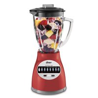 Oster 14 Speed Accurate Red Countertop Blender