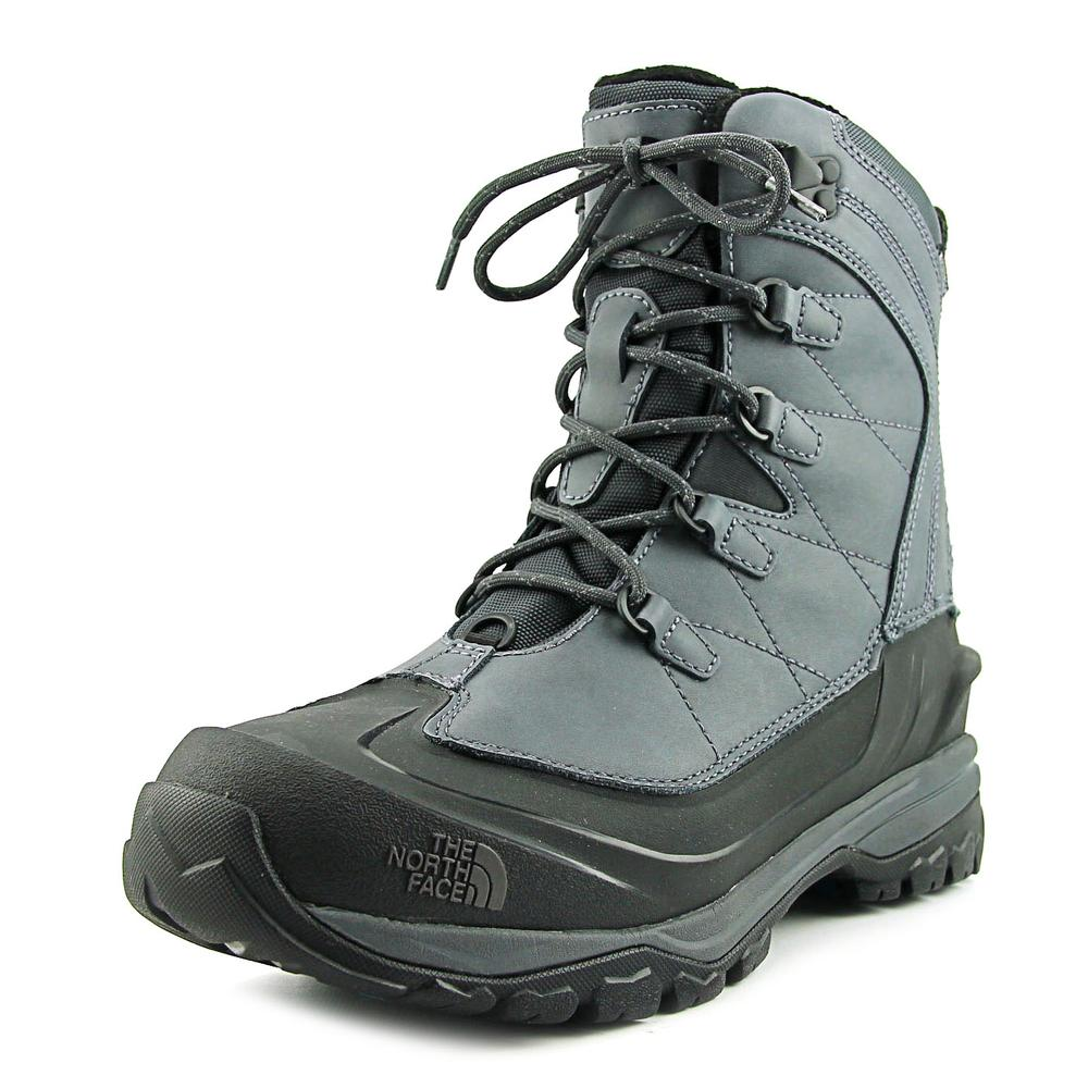 North Face Chilkat Evo   Round Toe Leather  Winter Boot