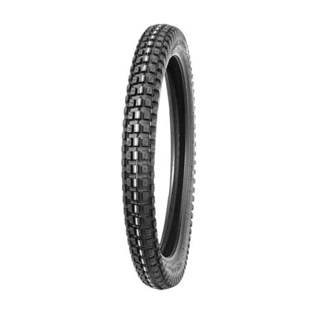 IRC TR-11 Trials Tire (Tube Type) 2.75x21 for BMW F450 Xchallenge