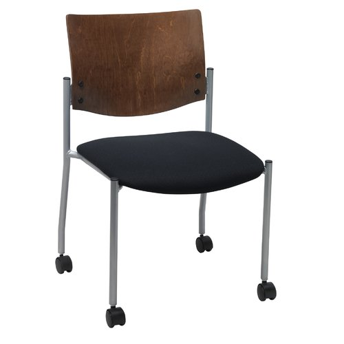 KFI Seating Evolve Armless Guest Chair
