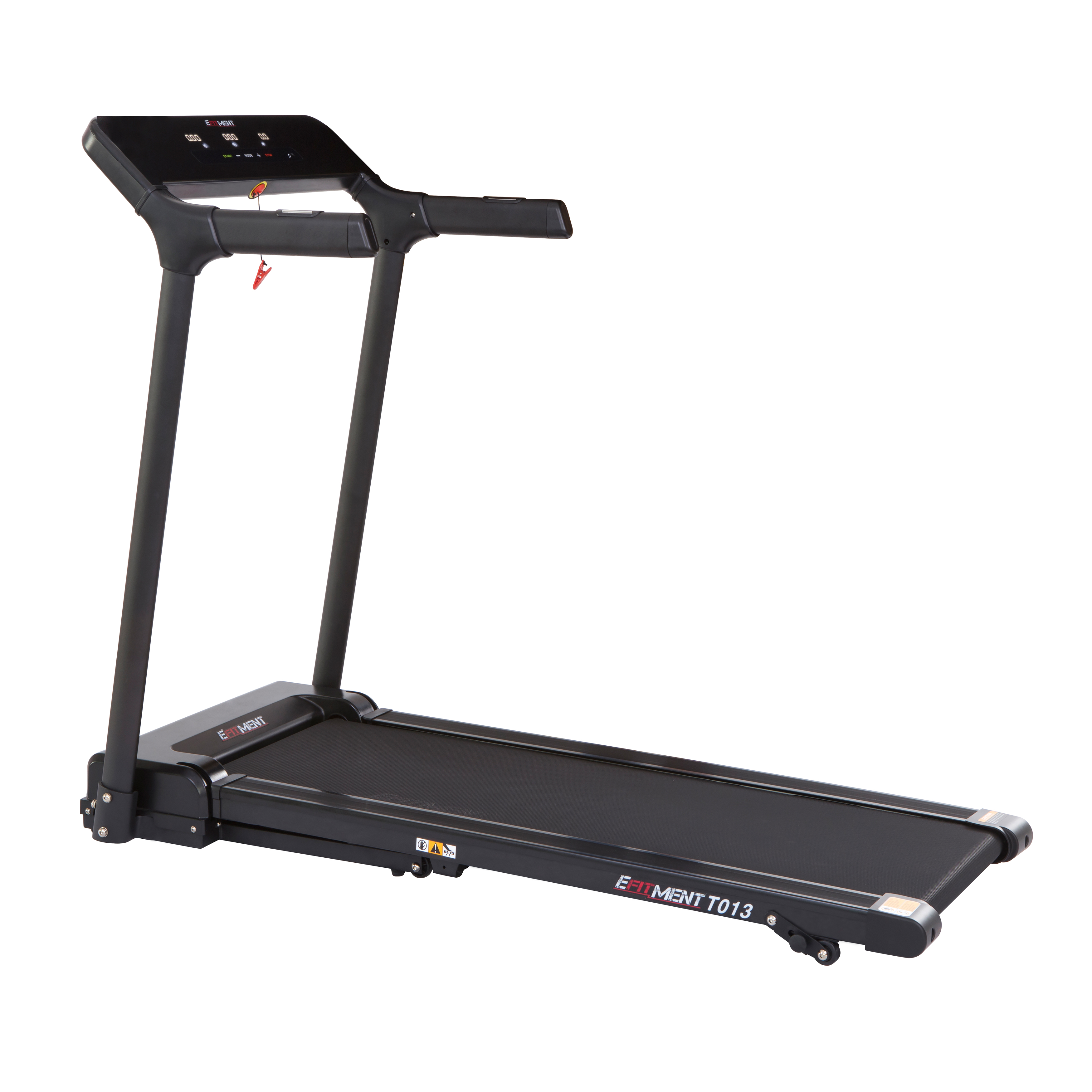 Folding Treadmill with Bluetooth and Incline by EFITMENT - T013