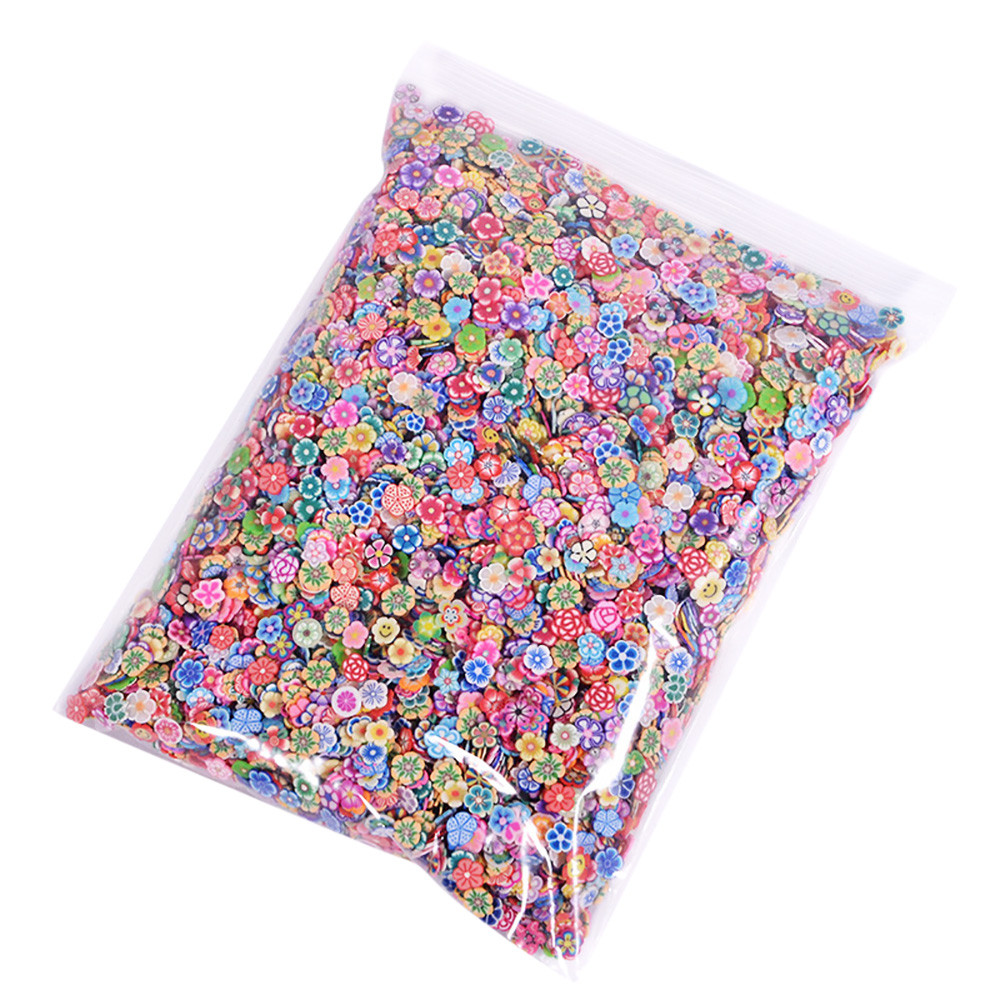 Mosunx Fruit Slices SoftScented Stress Relief Toy Sludge Toys For Slime