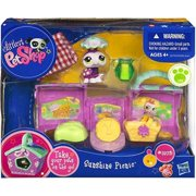Littlest Pet Shop On Go Mini Lady Bug