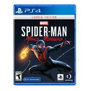 Spider-man: Miles Morales for PlayStation 4