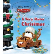 Very Mater Christmas (Board Book)